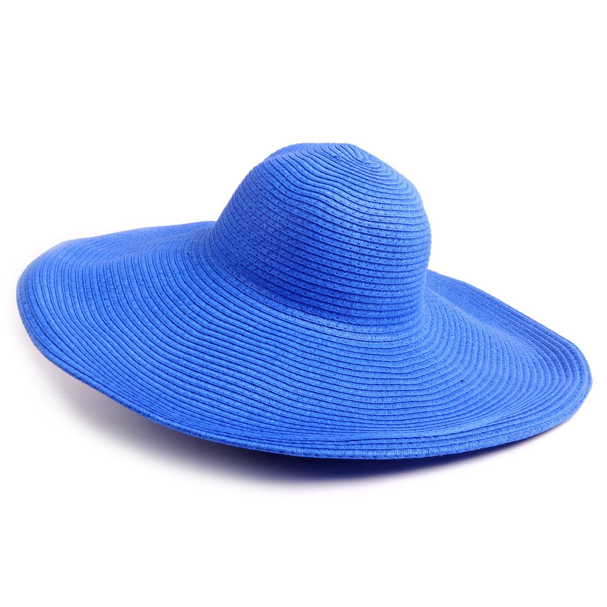 4f758586b289 Big-Beautiful-Solid-Color-Floppy-Hat-H0535 thumbnail 40