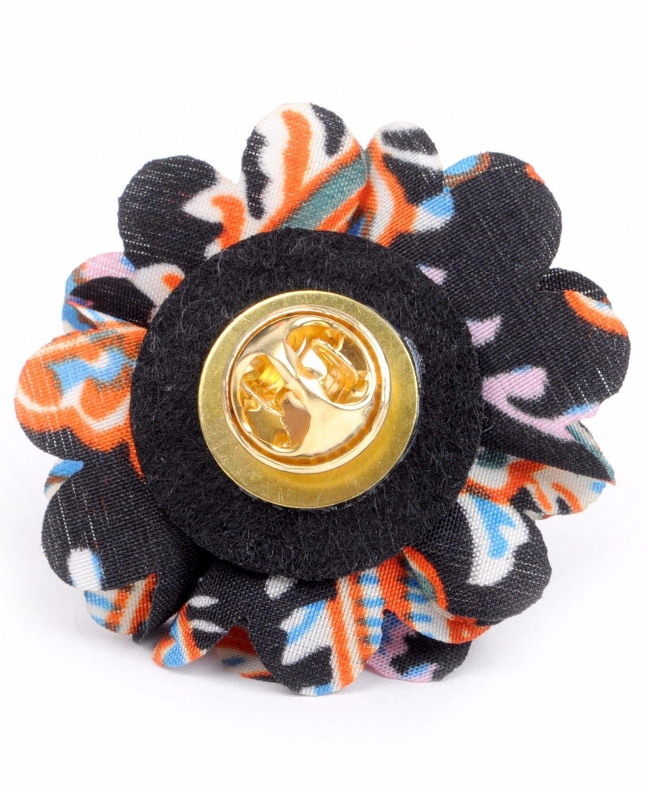Vibrant-Paisley-Flower-Mini-Bouquet-Clutch-Back-Flower-Lapel-Pins-Boutonniere thumbnail 18