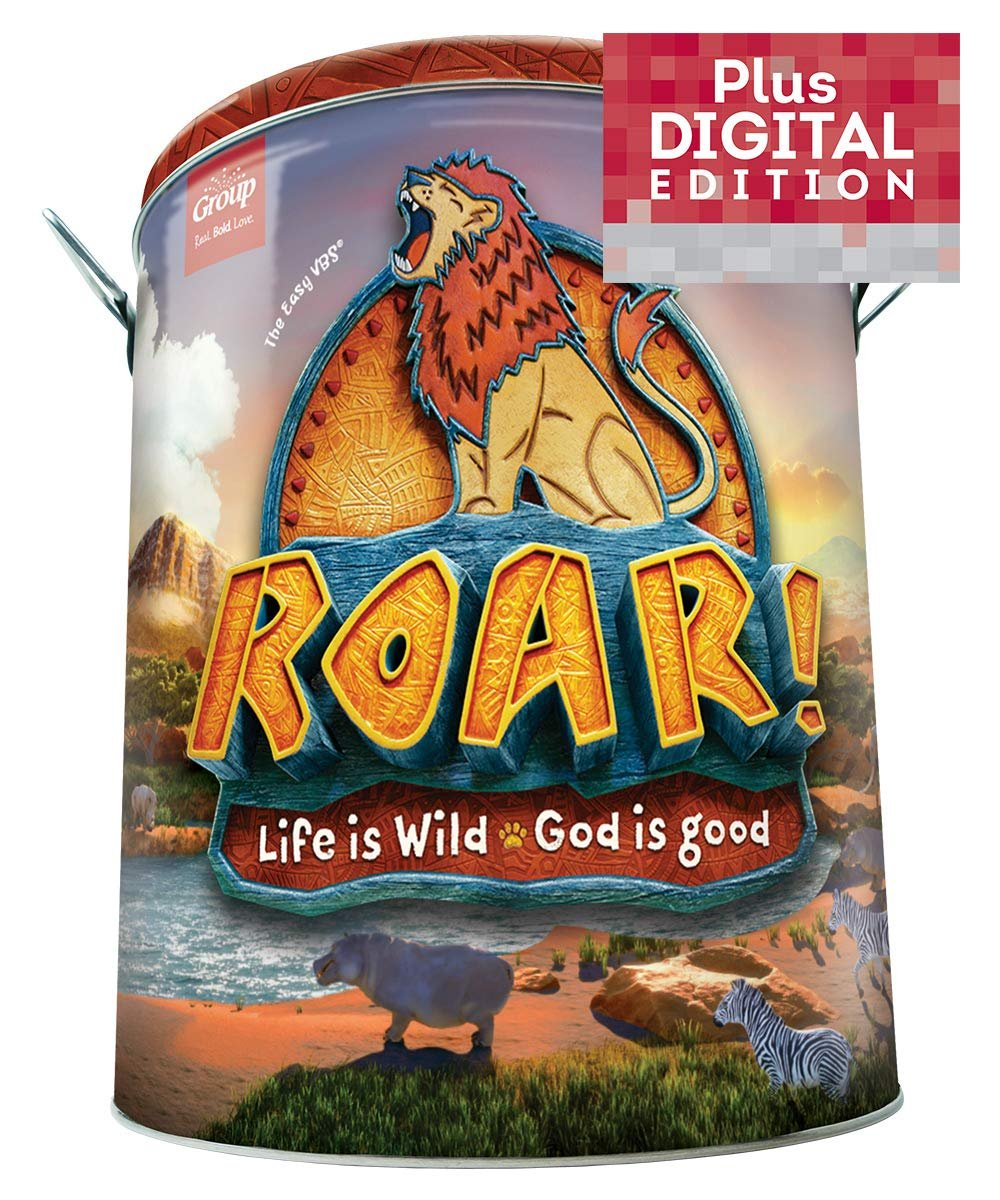 Details about Roar VBS 2019 Ultimate Starter Kit Plus Digital by Group