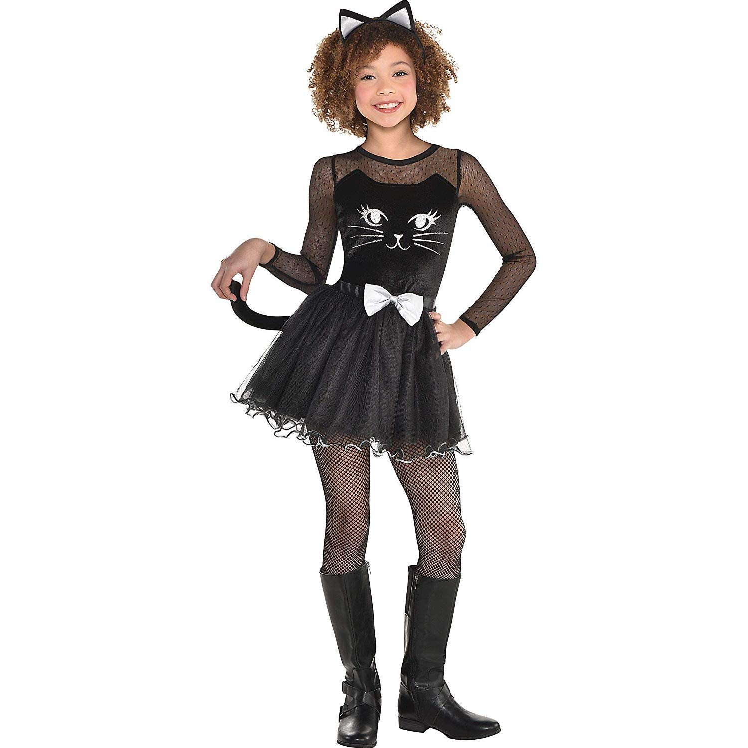 Black Cat Dress Halloween Costume For Girls 3 4t With Included Accessories 13051840891 Ebay We print the highest quality gretchen weiners onesies on the internet. details about black cat dress halloween costume for girls 3 4t with included accessories