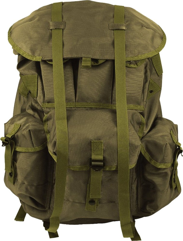 Large Waterproof Military Alice Pack Amp Metal Frame 22 Quot X
