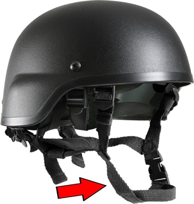 Tactical-MICH-Helmet-Strap-Military-Replacement-Helmet-Chin-Strap
