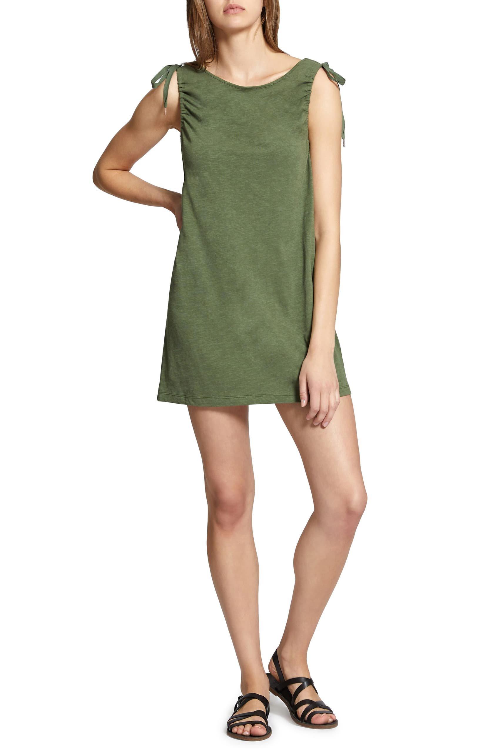 Sanctuary Womens Endless Night Velour Shift Mini Casual Dress BHFO 2131