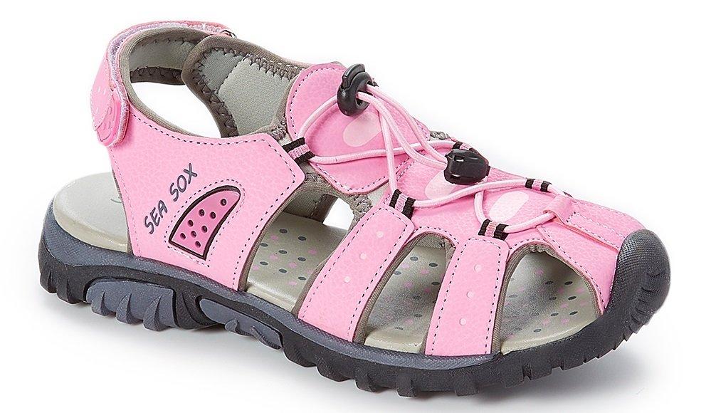 Sea Sox Ladies Womens Waterproof Hiking Sport Closed Toe -8487