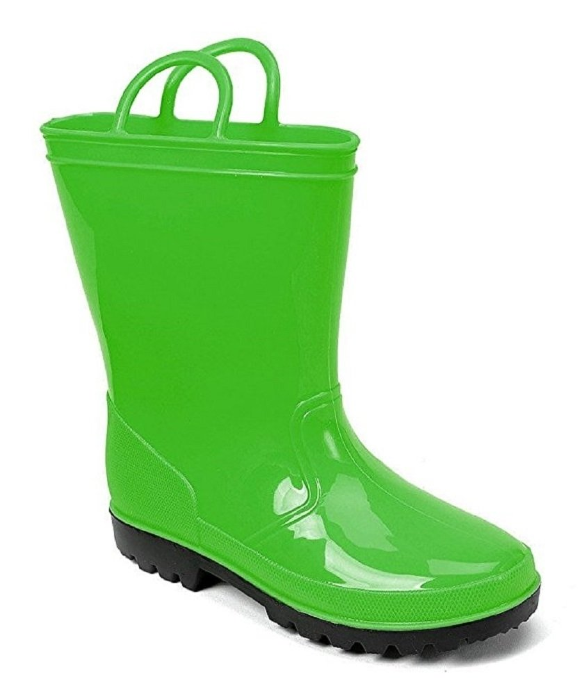 Dot Rain Boot (Little Kid/Big Kid) from $ 29 99 Prime. out of 5 stars 8. CIOR. Rain Boots Durable PVC & Rubber Kids Waterproof Shoes for Girls Boys. from $ 17 99 Prime. out of 5 stars Oakiwear. Kids Rubber Rain Boots with Adjustable Buckle. from $ 16 56 Prime. out of 5 .