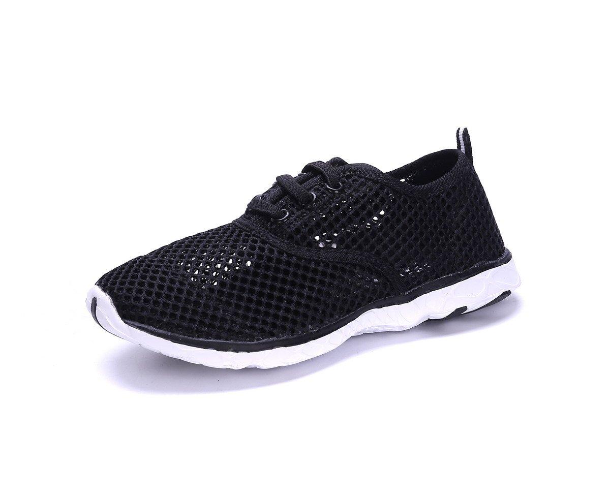 Sea-Kidz-Kids-Water-Sneakers-Black-Pink-Blue-Mesh-Water-Shoes-Toddler9-Big-Kid-7 thumbnail 10