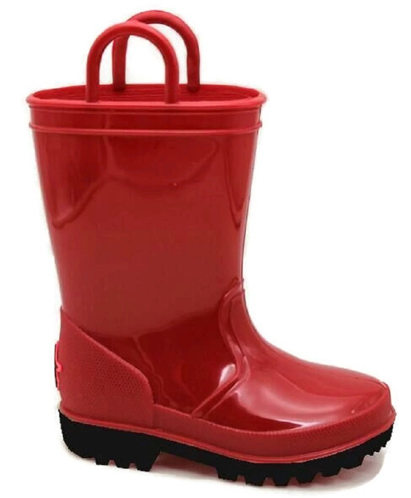 Free shipping BOTH ways on kids rain boot, from our vast selection of styles. Fast delivery, and 24/7/ real-person service with a smile. Click or call