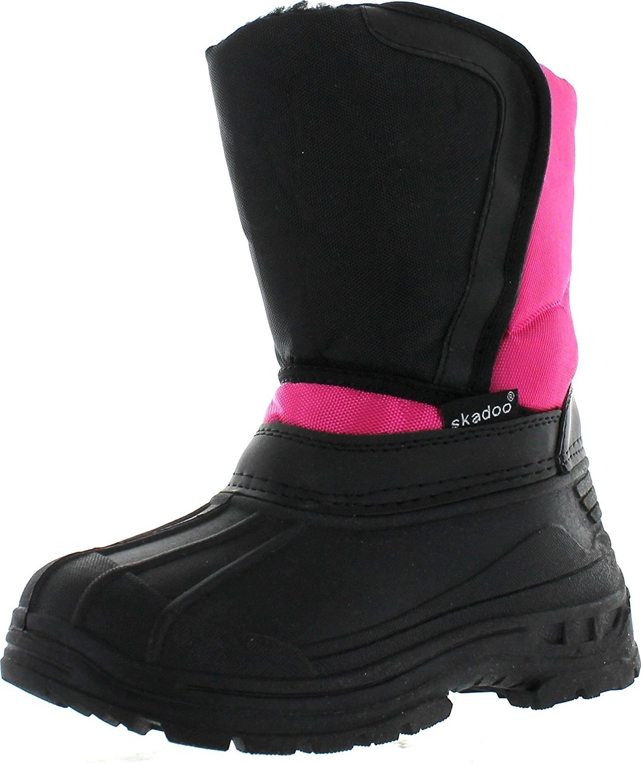 Children's Snow Boots Navy/BLK Sizes Toddler 5 to Big Kid