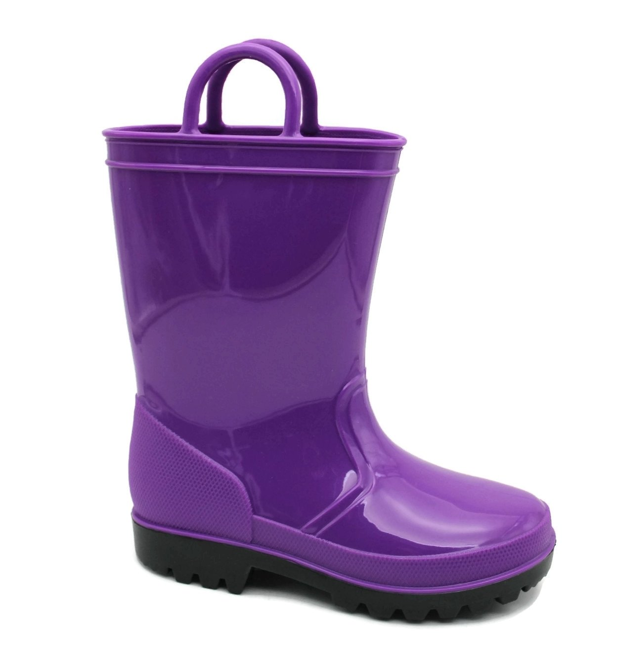 Free shipping BOTH ways on girls big kids rain boots, from our vast selection of styles. Fast delivery, and 24/7/ real-person service with a smile. Click or call
