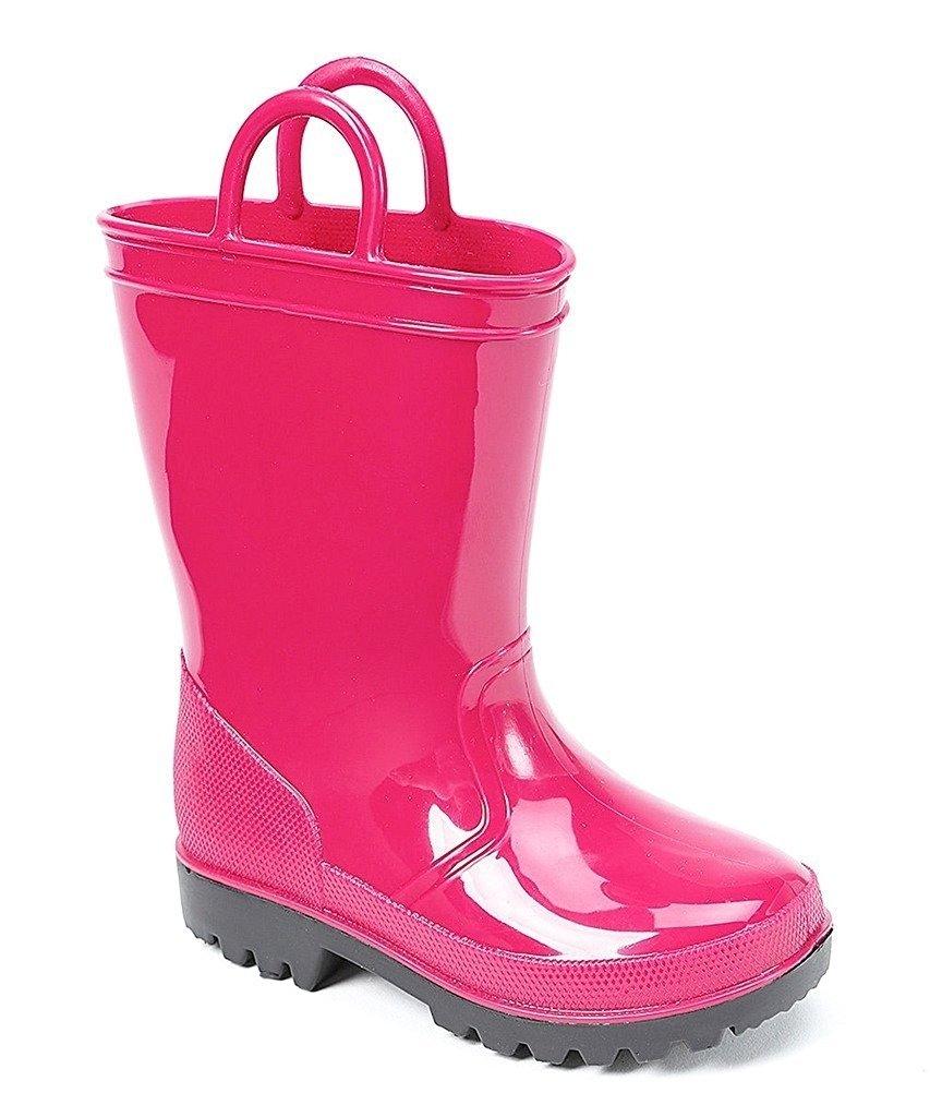 Toddler Girl Waterproof Shoes