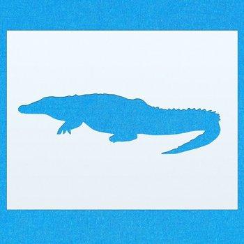 Gecko-Eidechse Reptil Tier Mylar Airbrush-Malerei Wand-Deko Stencil A1 Gr/ö/ße Stencil - XLarge