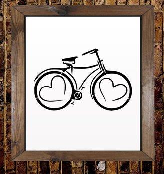 Vintage Bike Rustic v/élo Amour Mylar Airbrush Peinture murale Art Artisanat Stencil-XL