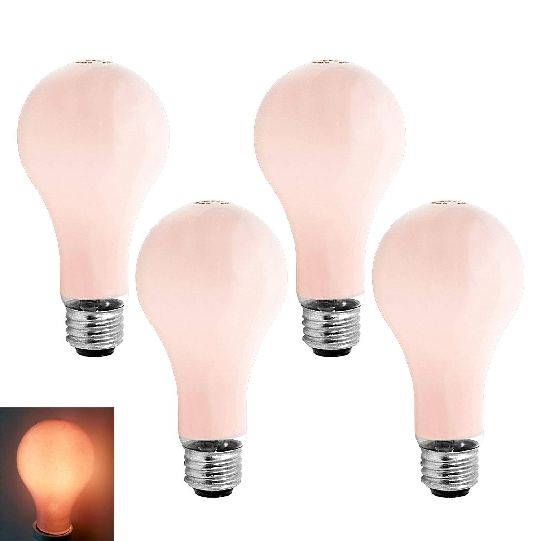 Details About Philips 3 Way 50 100 150 Watt A21 Pink Incandescent Light Bulb E26 4 Pack