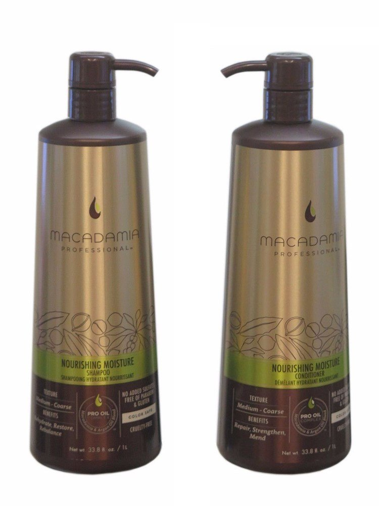 MACADAMIA Professional Nourishing Moisture Shampoo & Conditi