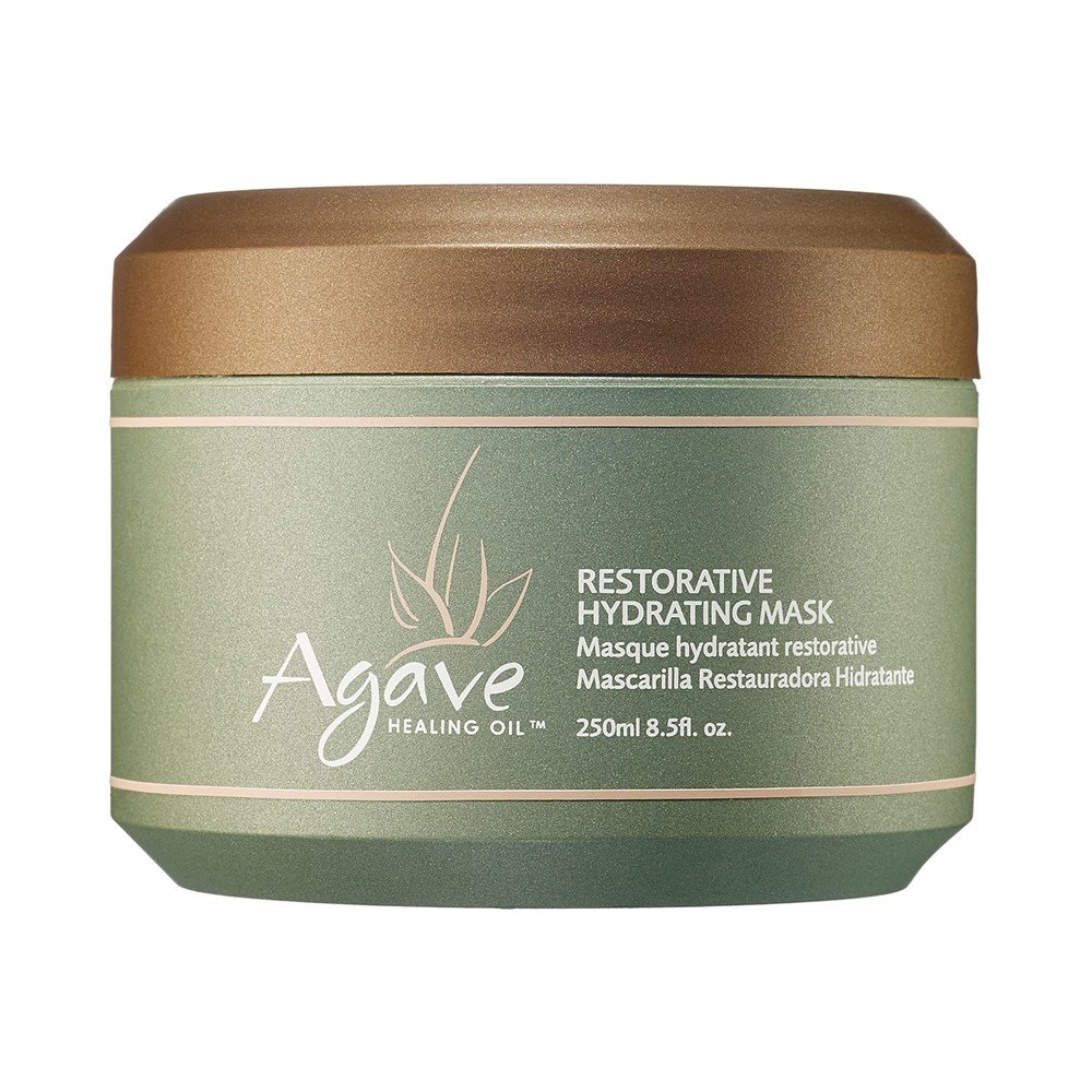Agave Healing Oil Treatment Restorative Hydrating Mask 8.5 o