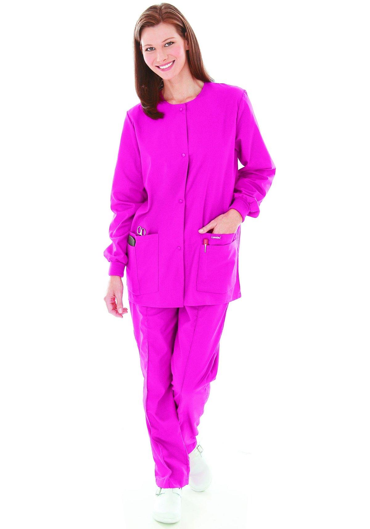 Landau 7525 Women's Warm-Up Jacket | eBay