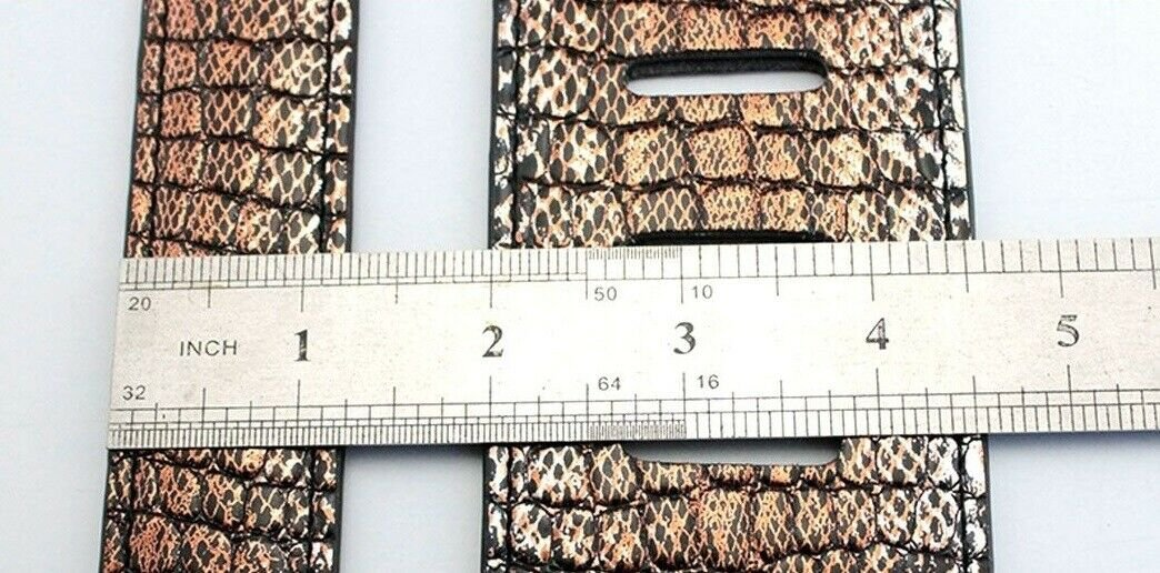 Guitar-Strap-Leather-PU-Plastic-Adjustable-Acoustic-Electric-Bass-Skin-Sparkle thumbnail 29