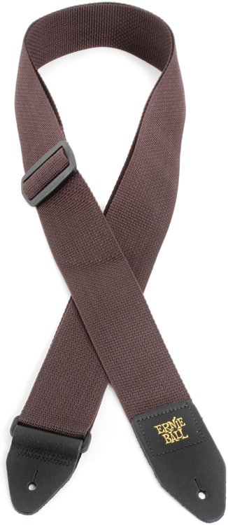 Ernie-Ball-Polypro-Guitar-Strap-Acoustic-Electric-Black-Red-White-Purple-More thumbnail 14