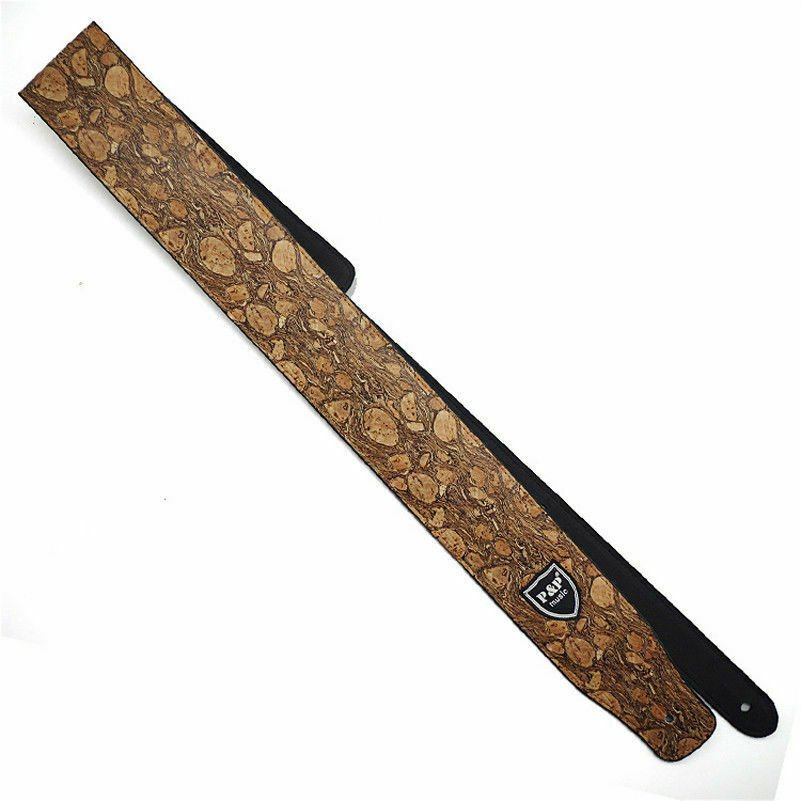Guitar-Strap-Leather-PU-Plastic-Adjustable-Acoustic-Electric-Bass-Skin-Sparkle thumbnail 38
