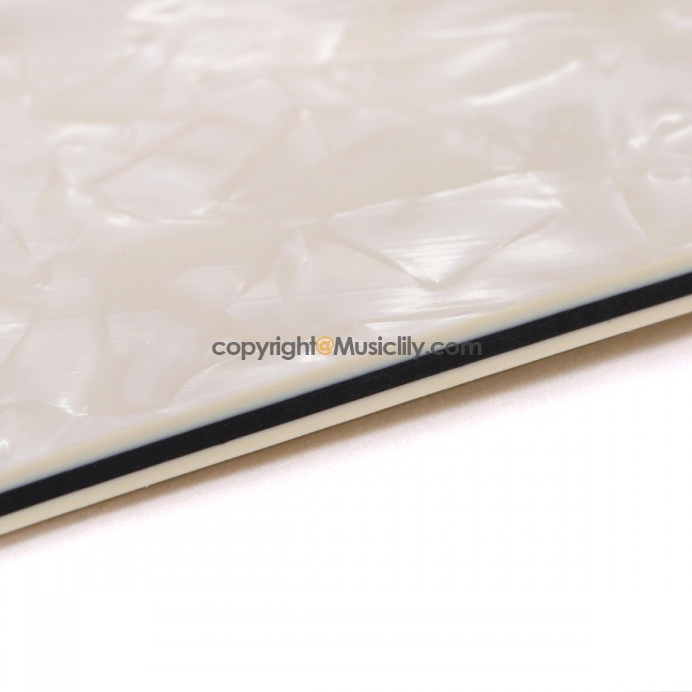 Stratocaster-Pickguard-For-Fender-US-Mexico-Strat-Electric-Guitar thumbnail 31