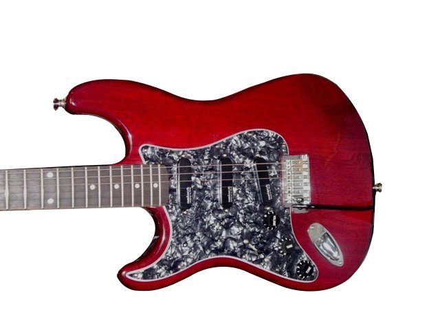 Stratocaster-Pickguard-For-Fender-US-Mexico-Strat-Electric-Guitar thumbnail 21