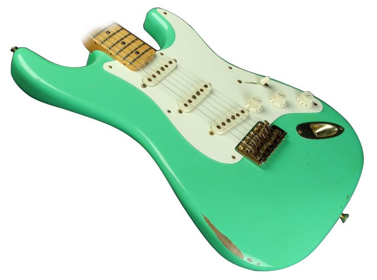 Stratocaster-Pickguard-For-Fender-US-Mexico-Strat-Electric-Guitar thumbnail 39