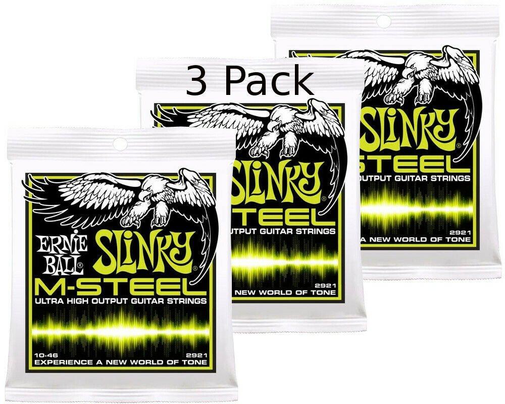Ernie Ball Paradigm Regular Slinky 10-46 Guitar String Set EB2021