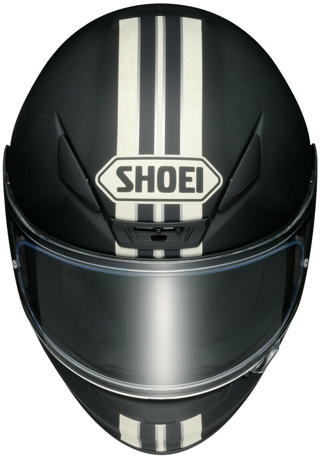 SHOEI-RF-1200-EQUATE-Helmet-ALL-SIZES-DOT-SNELL-Street-Full-Face-Patriotic miniature 7