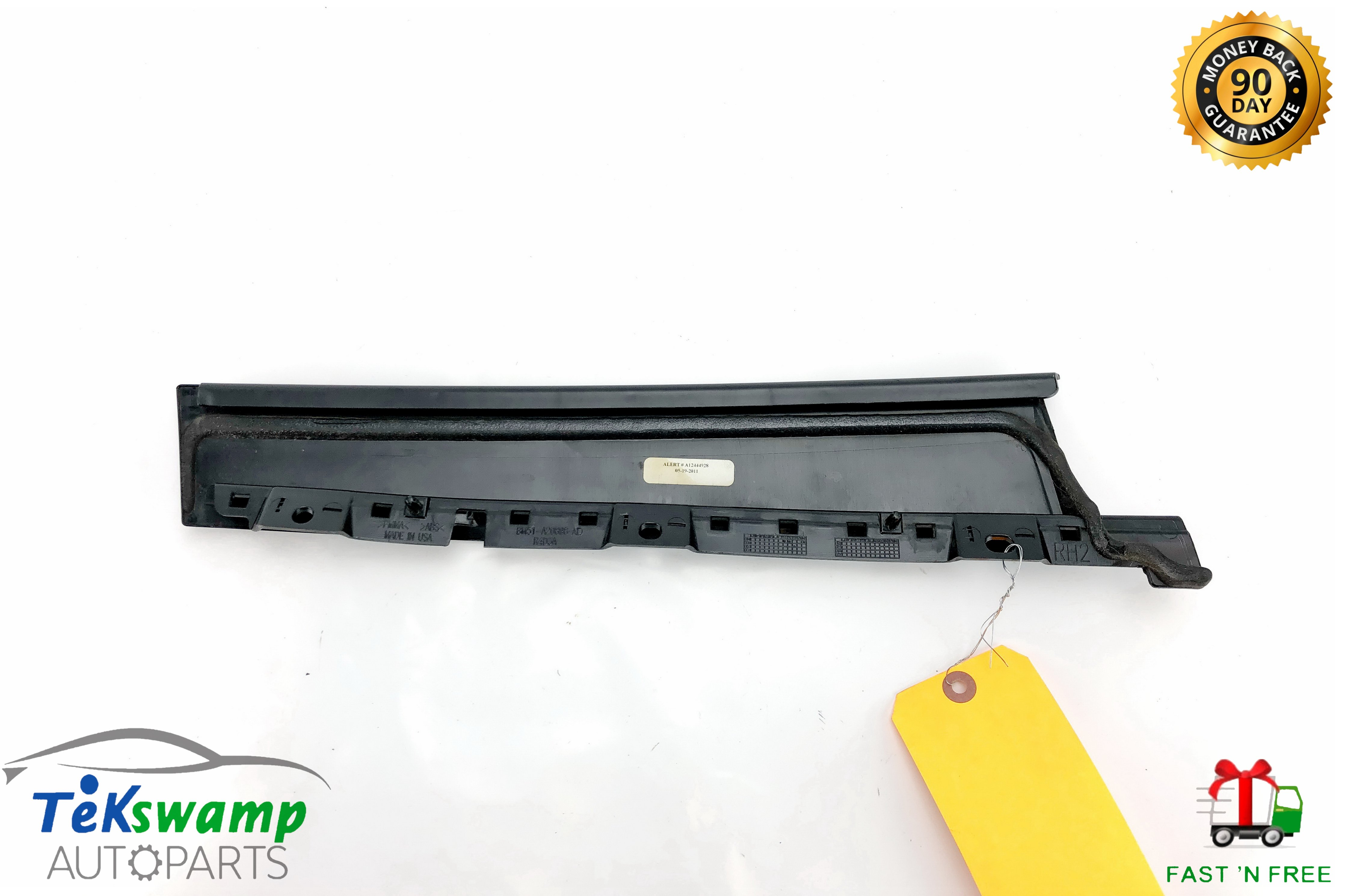 Ford CP9Z5820554A Moulding Door Outside