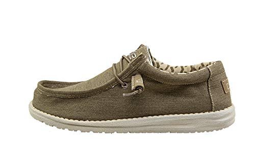 thumbnail 35 - Hey Dude Men's Wally Stretch Loafer Shoes