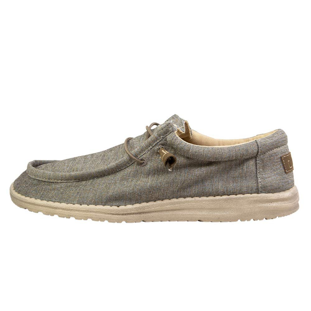 thumbnail 31 - Hey Dude Men's Wally Stretch Loafer Shoes