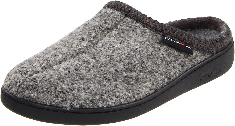 Haflinger Unisex AT Boiled Wool Hard Sole Slipper | eBay
