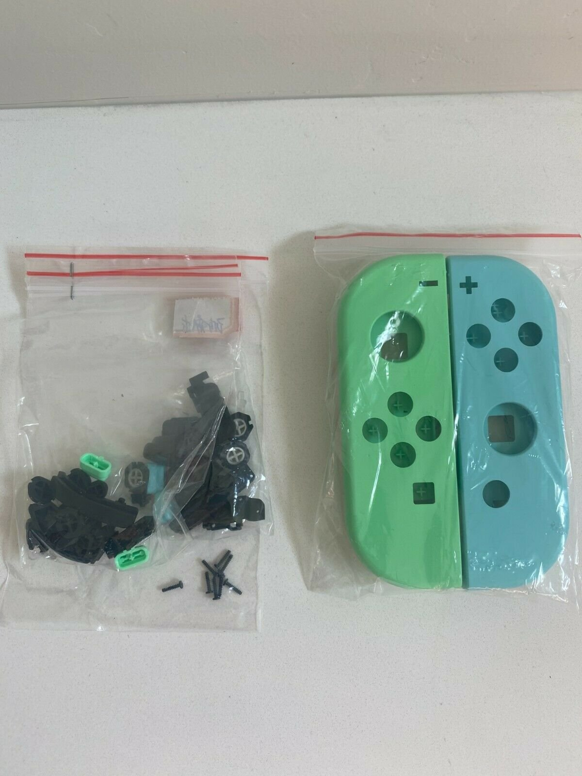 Joy-Con-Housing-Shell-for-Nintendo-Switch-Joycon-Replacement-Buttons-Left-Right miniature 29