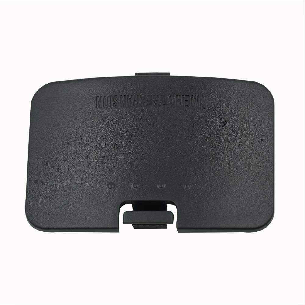 miniature 11 - Jumper Pack Lid Nintendo 64 N64 Pak Expansion Cover Door Memory Replacement