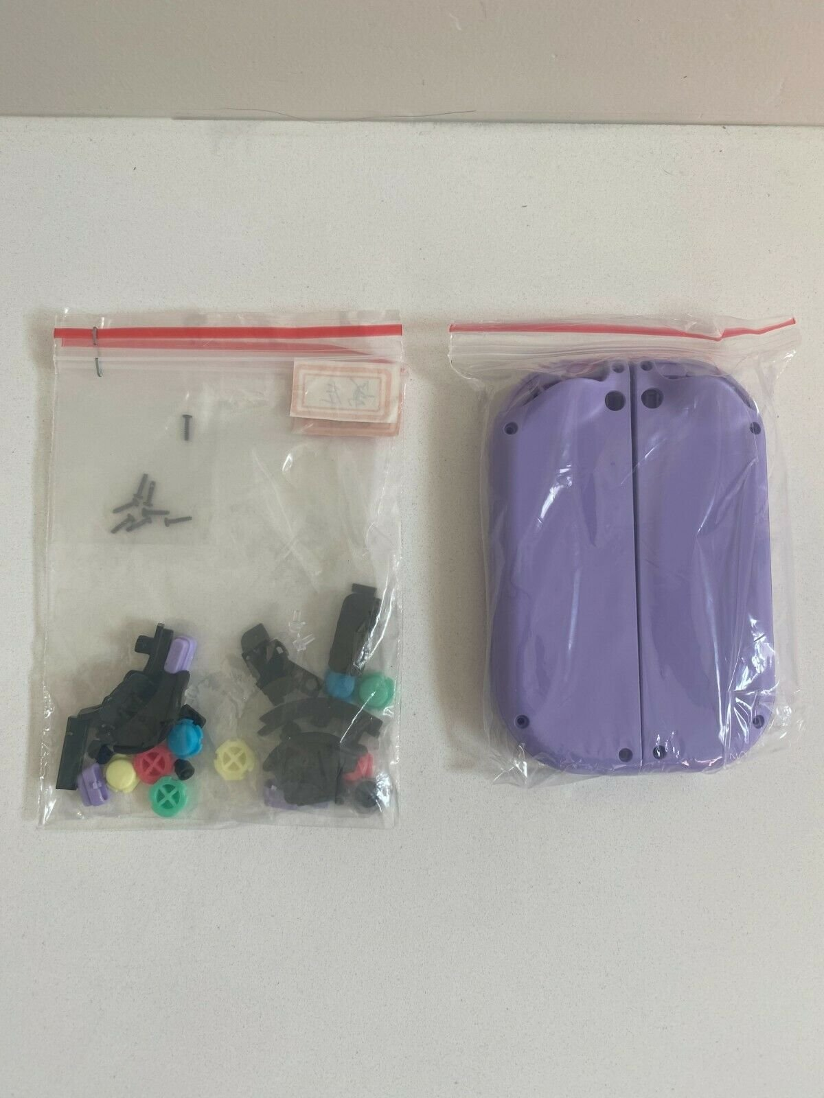 Joy-Con-Housing-Shell-for-Nintendo-Switch-Joycon-Replacement-Buttons-Left-Right miniature 12