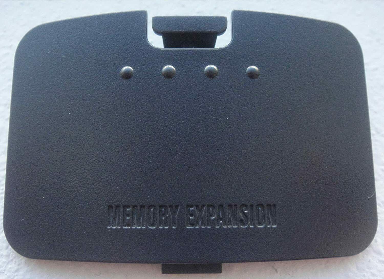 miniature 10 - Jumper Pack Lid Nintendo 64 N64 Pak Expansion Cover Door Memory Replacement