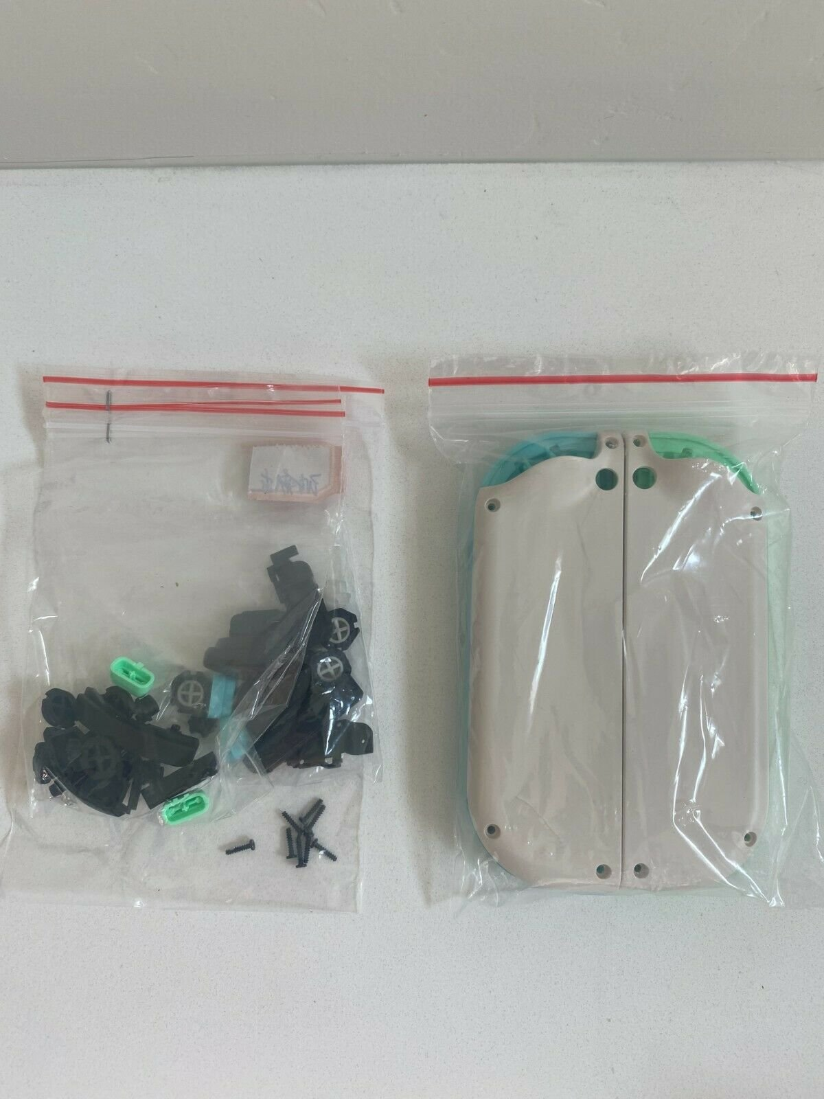 Joy-Con-Housing-Shell-for-Nintendo-Switch-Joycon-Replacement-Buttons-Left-Right miniature 28