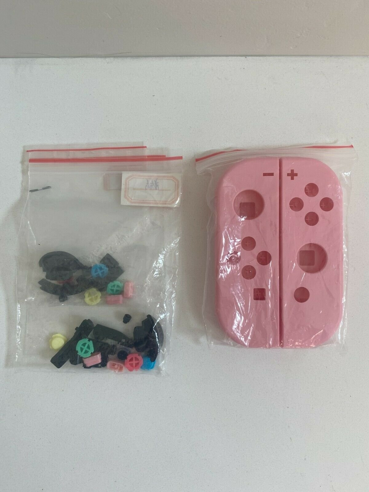 Joy-Con-Housing-Shell-for-Nintendo-Switch-Joycon-Replacement-Buttons-Left-Right miniature 16