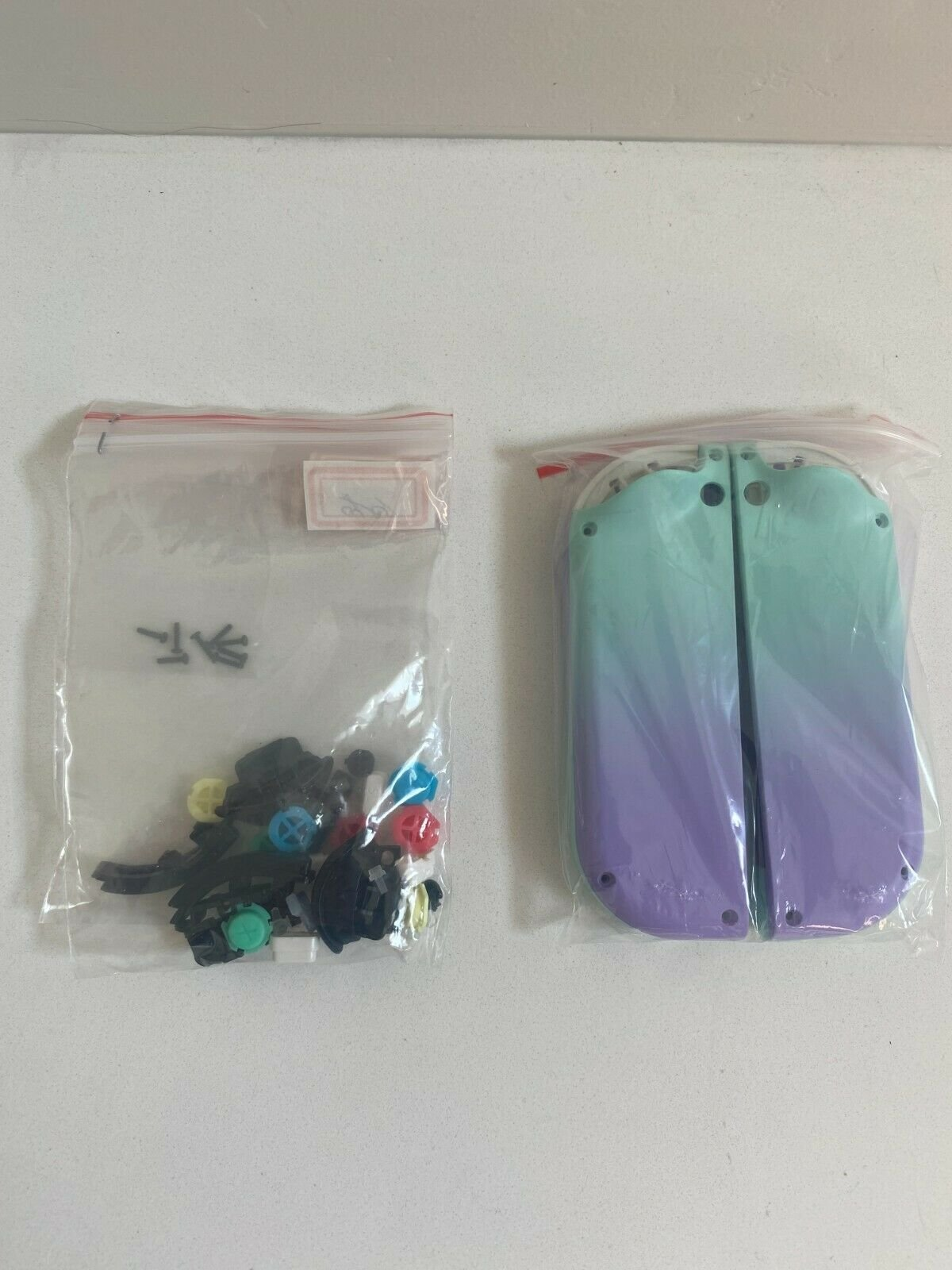 Joy-Con-Housing-Shell-for-Nintendo-Switch-Joycon-Replacement-Buttons-Left-Right miniature 33