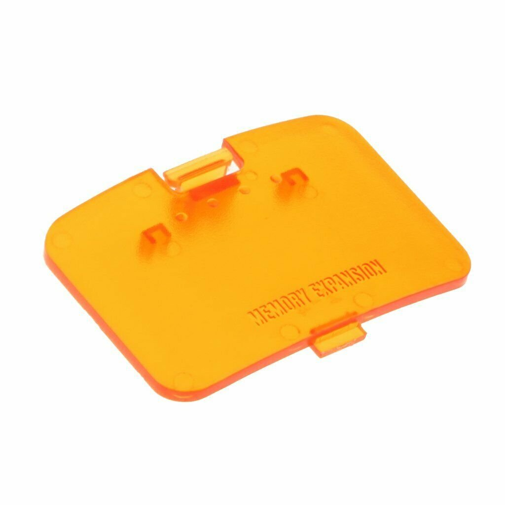 miniature 14 - Jumper Pack Lid Nintendo 64 N64 Pak Expansion Cover Door Memory Replacement