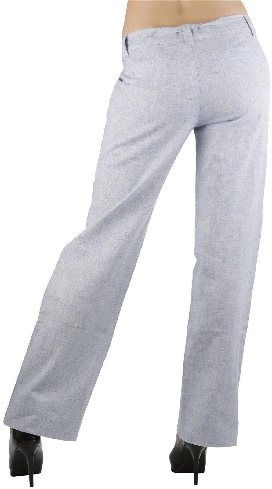 New Caralase Mocha Drawstring LinenBlend Pants  Women  Zulily