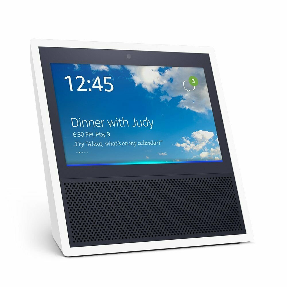 NEW-Amazon-Echo-Show-Video-Smart-Speaker-with-Alexa-Assistant-1st-Gen thumbnail 8