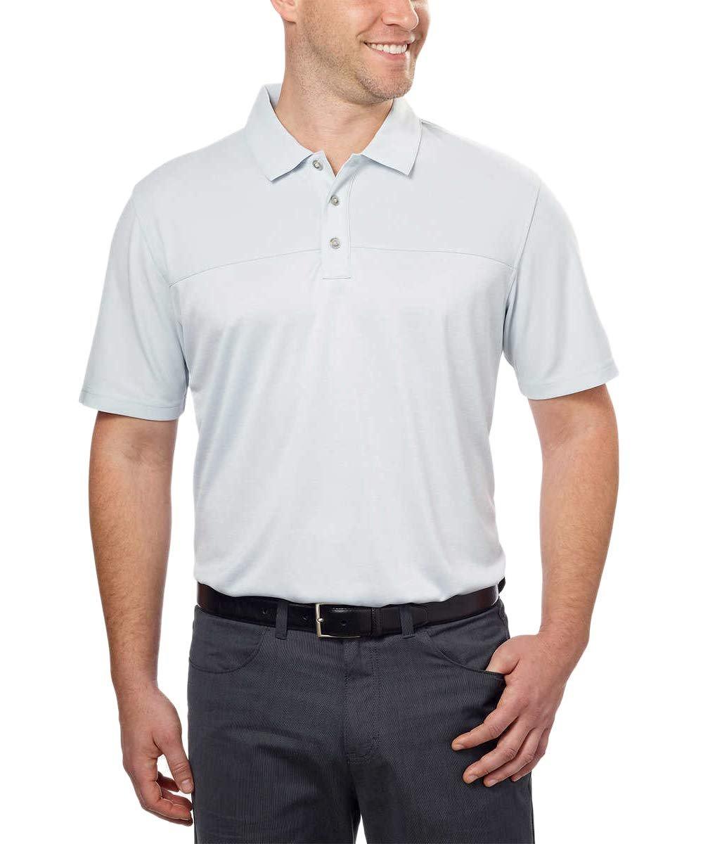 Bolle-Men-039-s-Colorblock-Short-Sleeve-Performance-Polo-Golf-Shirts miniature 13