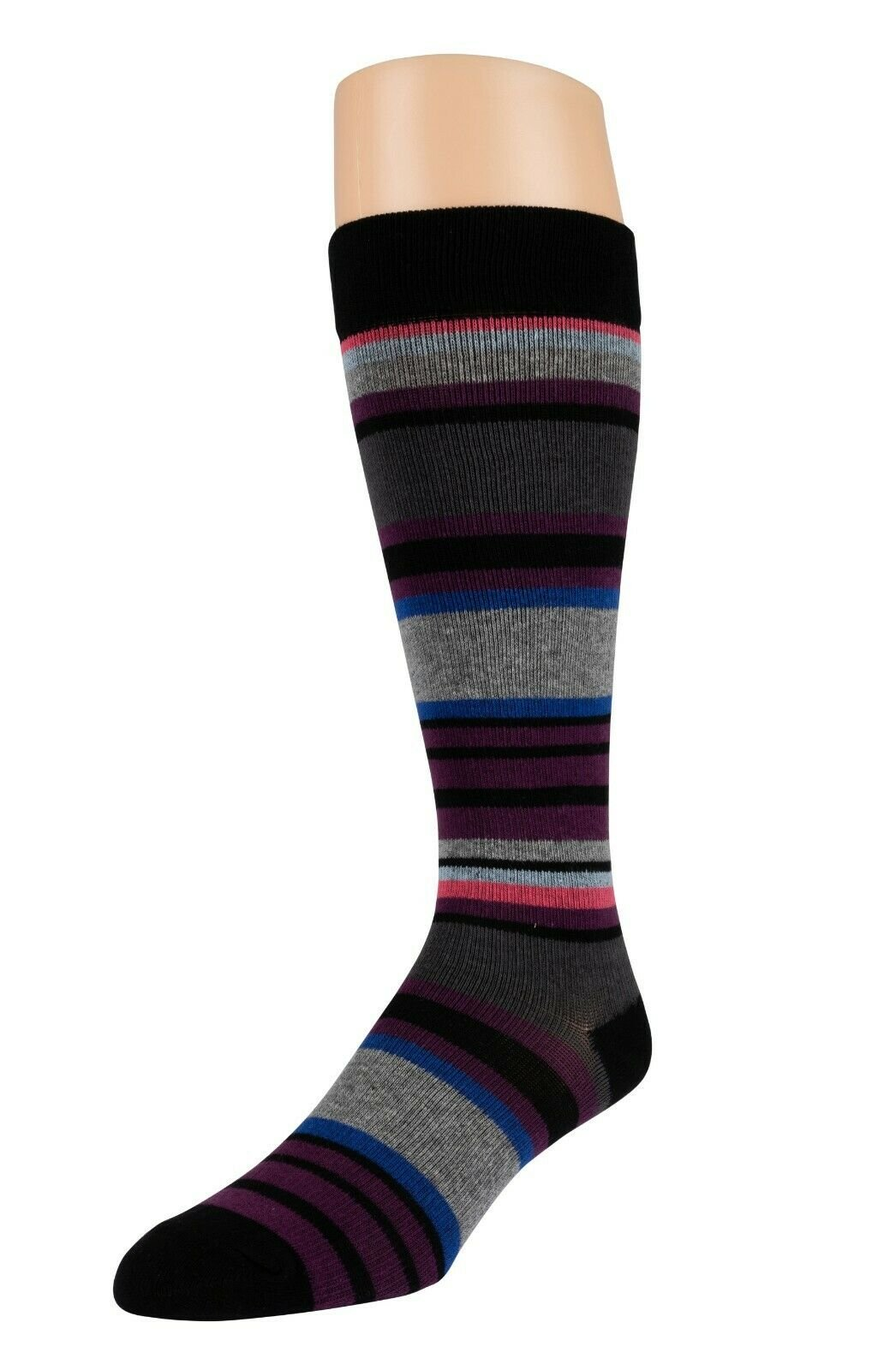 Compression-Socks-Graduated-Support-for-Circulation-amp-Recovery-Mens-Womens-3-Pk thumbnail 12