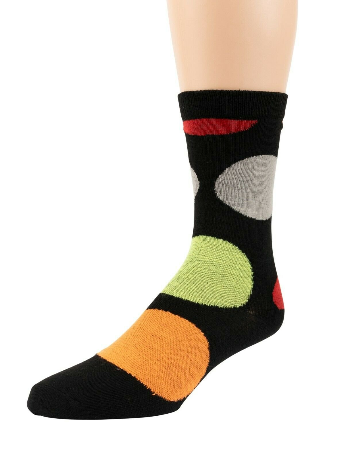 Mitch-Bogen-Mens-Cotton-Dress-Socks-Colorful-Fashion-Crew-Socks-8-Pack-Gift-Box thumbnail 20
