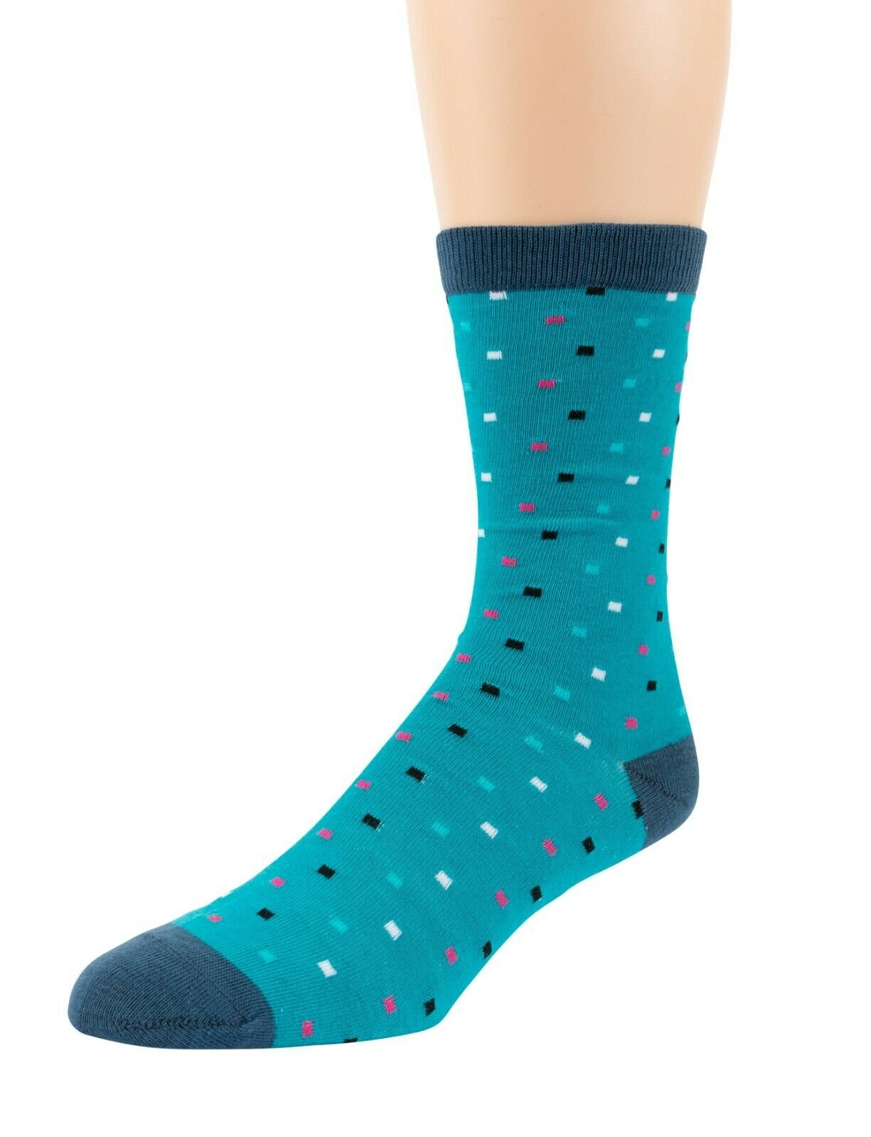 Mitch-Bogen-Mens-Cotton-Dress-Socks-Colorful-Fashion-Crew-Socks-8-Pack-Gift-Box thumbnail 36
