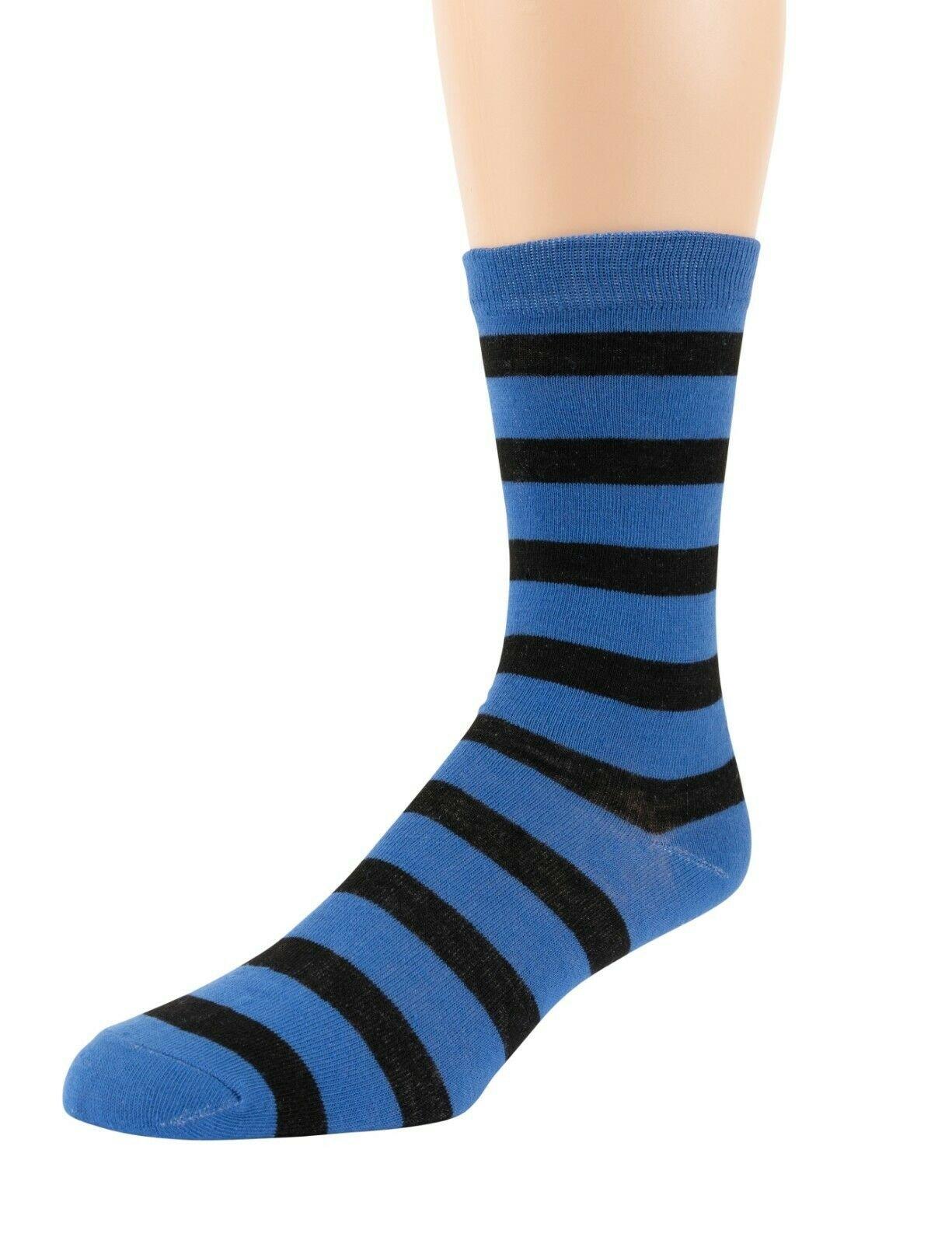 Mitch-Bogen-Mens-Cotton-Dress-Socks-Colorful-Fashion-Crew-Socks-8-Pack-Gift-Box thumbnail 34