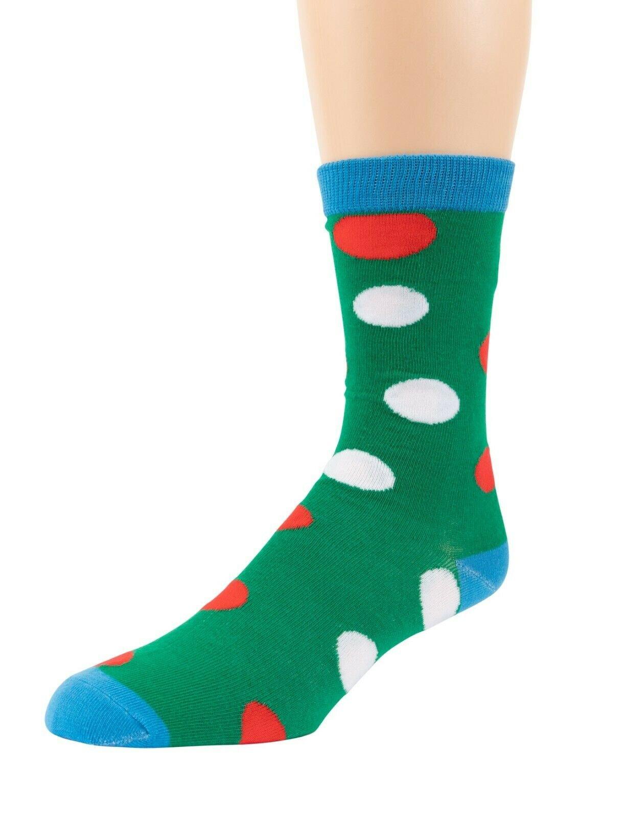Mitch-Bogen-Mens-Cotton-Dress-Socks-Colorful-Fashion-Crew-Socks-8-Pack-Gift-Box thumbnail 10