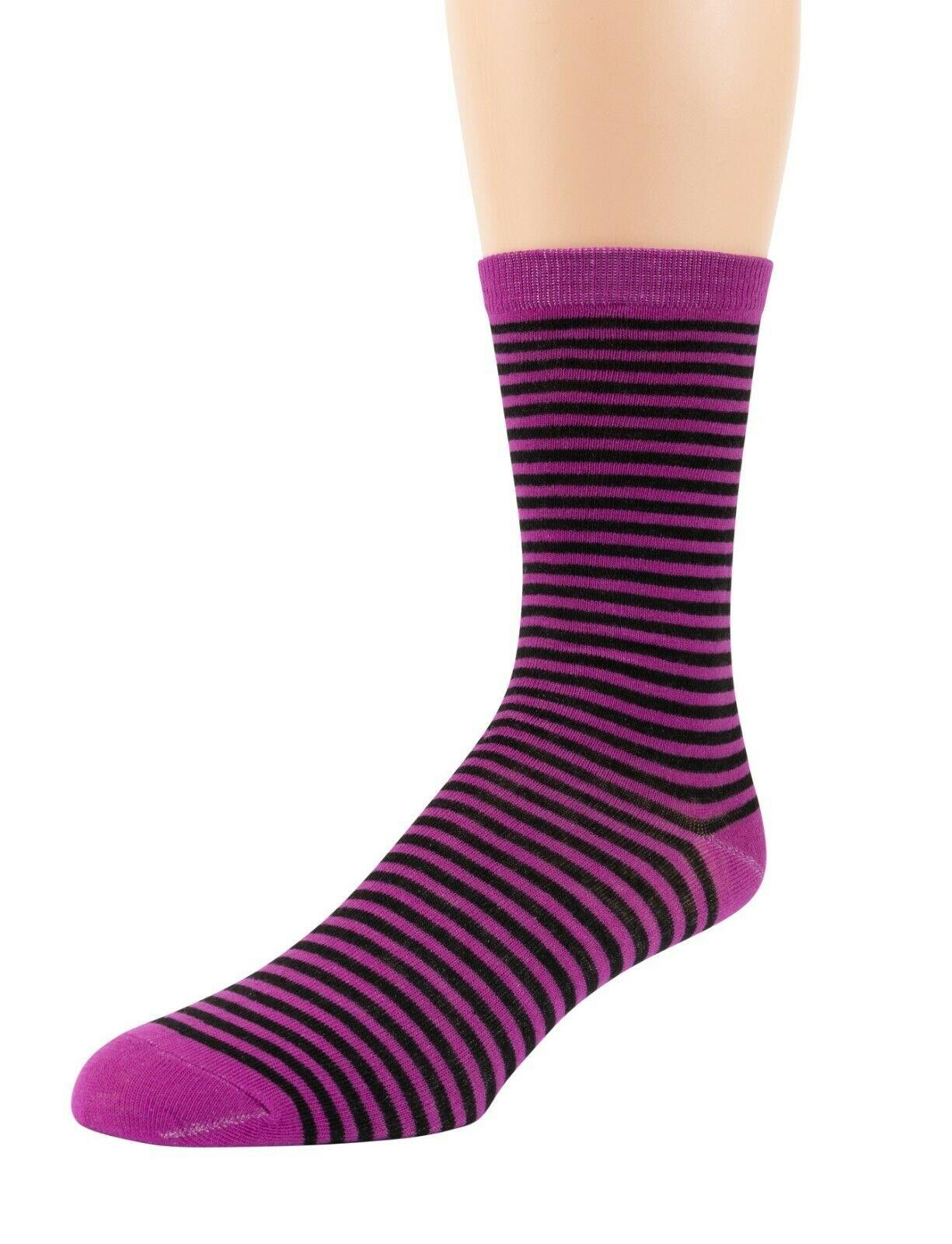 Mitch-Bogen-Mens-Cotton-Dress-Socks-Colorful-Fashion-Crew-Socks-8-Pack-Gift-Box thumbnail 35