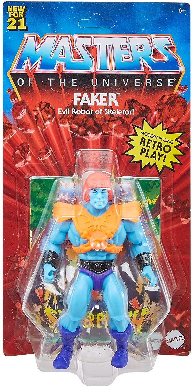thumbnail 75 - Masters of the Universe Origins 5.5-in ALL Action Figures MOTU *Shipped in Box*